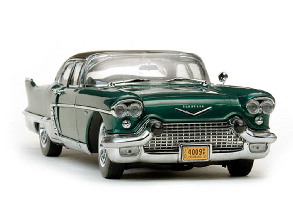 Cadillac Eldorado Brougham 1957 Green Metallic/Silver