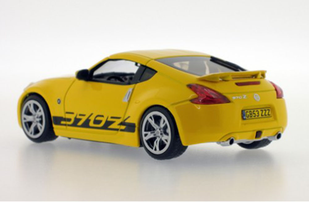 Nissan 370Z 2009 .