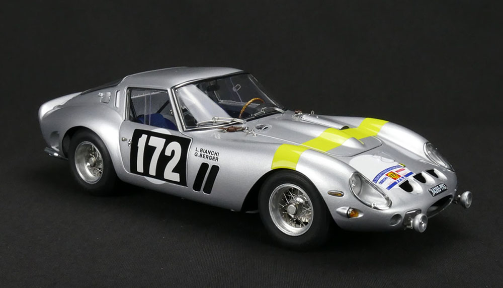 Ferrari 250 GTO Tour de France 1964 №172 Limited Edition 1500 pcs.