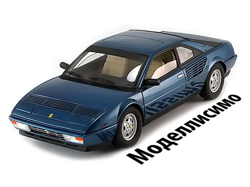 Ferrari Mondial 3.2 1982 Blue