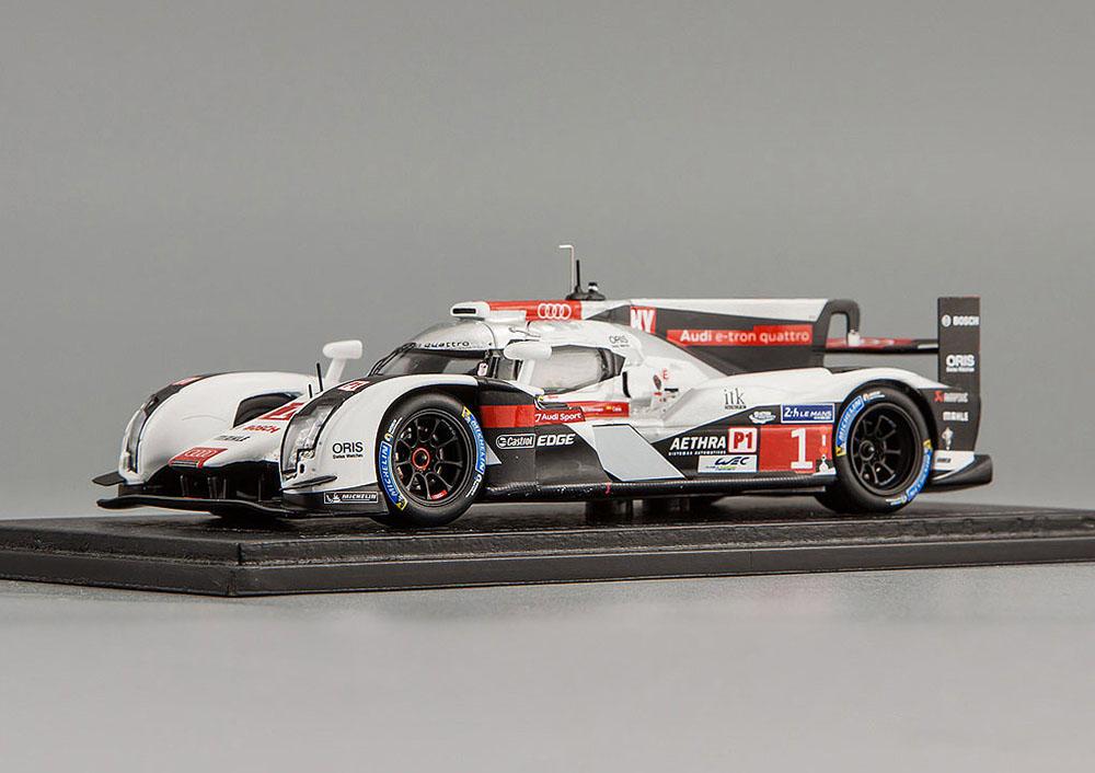 Audi R18 e-tron Quattro №1 2nd Le Mans 2014 Joest L. Di Grassi/M. Gene/T. Kristensen