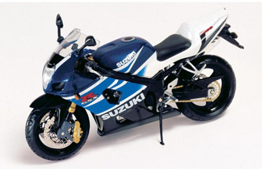 Suzuki GSX-R 1000 2003 Blue White