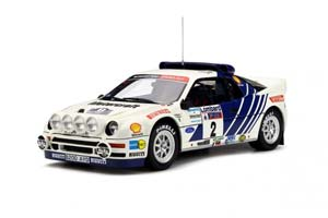Ford RS200 Gr B Lombard Rallye 1986 Limited Edition 2000 pcs.